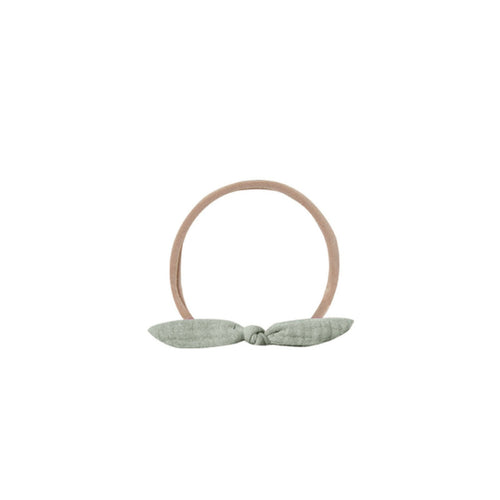Little Knot Headband | sage