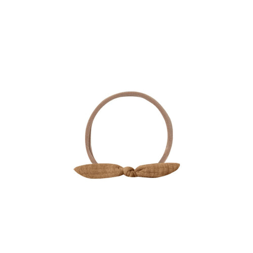 Little Knot Headband | walnut