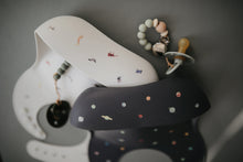 Load image into Gallery viewer, Silicone Baby Bib (Planets)