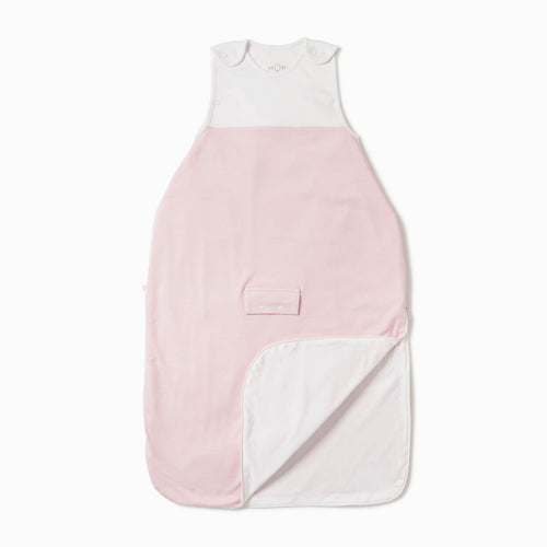 Clever Sleeping Bag 1.5 TOG - Blush Stripe