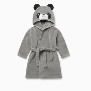 Panda Hooded Bath Robe