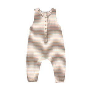 Sleeveless Jumpsuit | rust stripe (4427133091902)