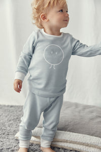 Snoozy Pyjamas - Blue Stripe