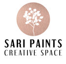 Sari Paints Creative Space