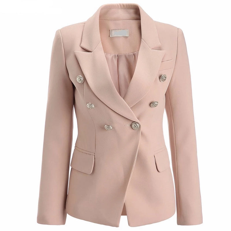 Aldorina Office Pink Blazer