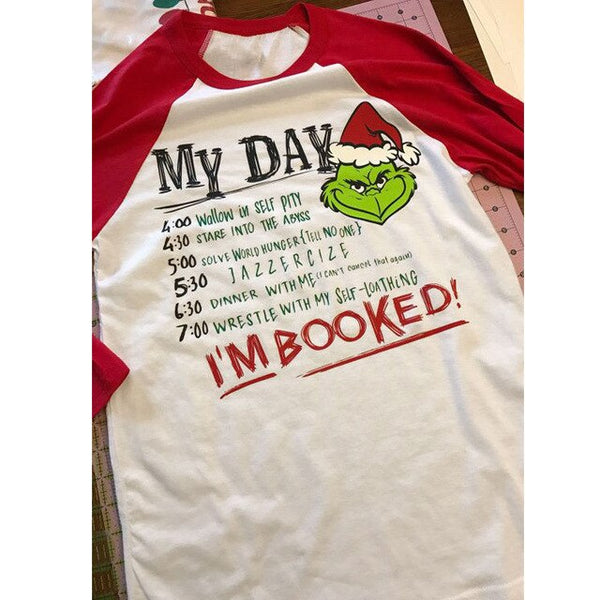 Aldorina Merry Christmas MY DAY T-Shirt