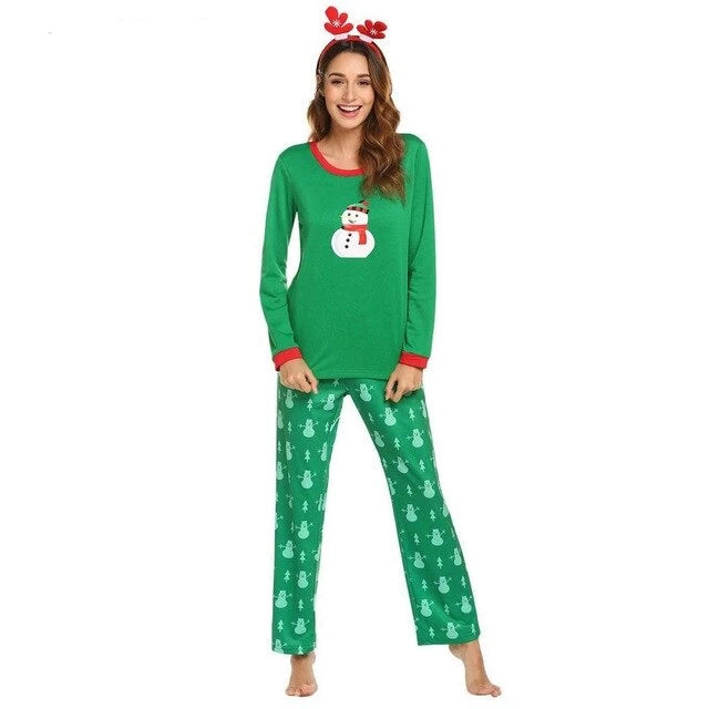 Aldorina Christmas Pajamas Set