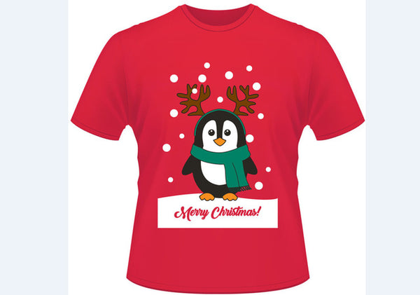 Aldorina Christmas Funny Red T-shirts
