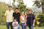Jason (Market Lane) with Juan Carlos and Eliana and their two kids Juan Julio (8yrs) and Renata (2yrs)