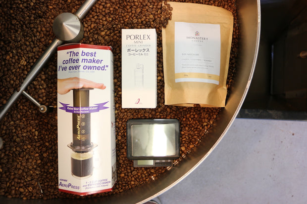 Coffee Brewer's Christmas Pack #1