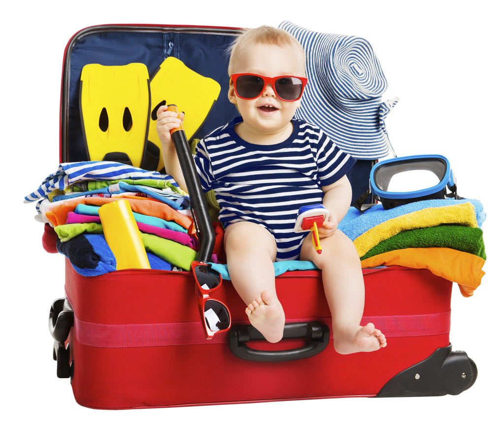Top 5 Essentials When Travelling With Kids