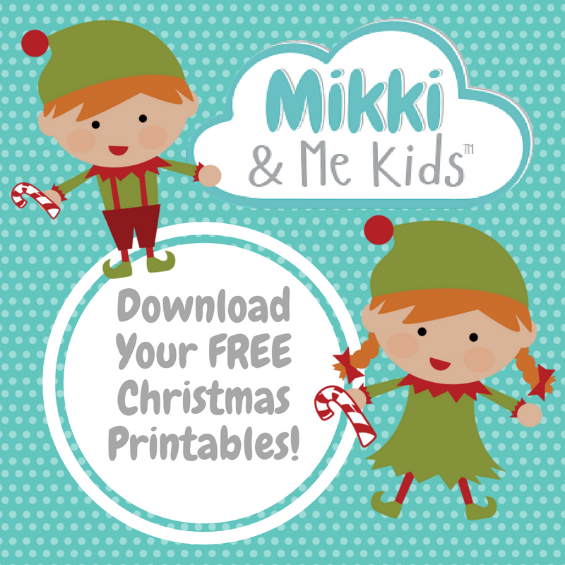 FREE Christmas Printables! It's Day 12 of our 12 Days of Christmas Celebrations!