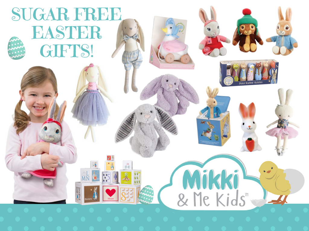 SUGAR FREE Gift Ideas This Easter