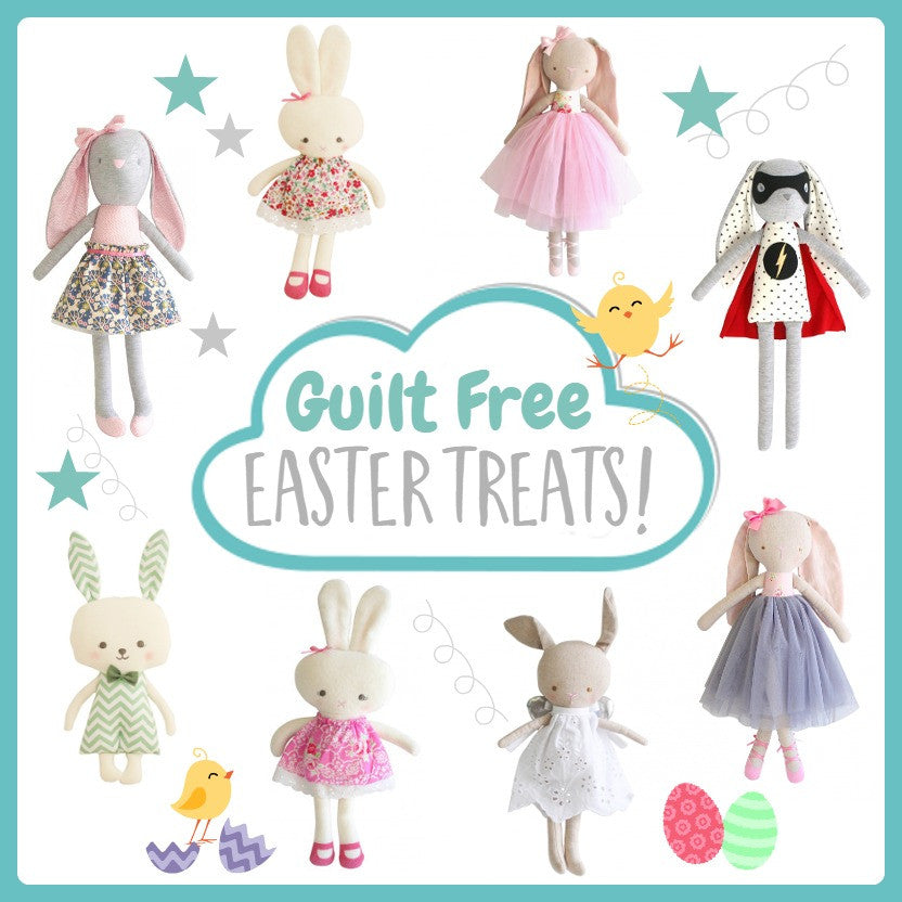 GUILT FREE EASTER GIFTS FROM MIKKI & ME KIDS