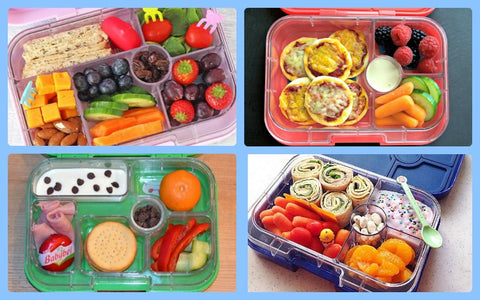 Yumbox Fillings