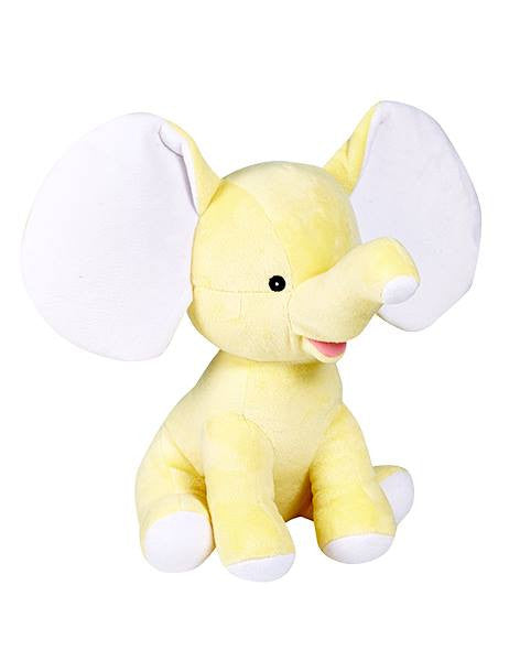 Lemon Dumble Elephant Cubbie - Mikki & Me Kids