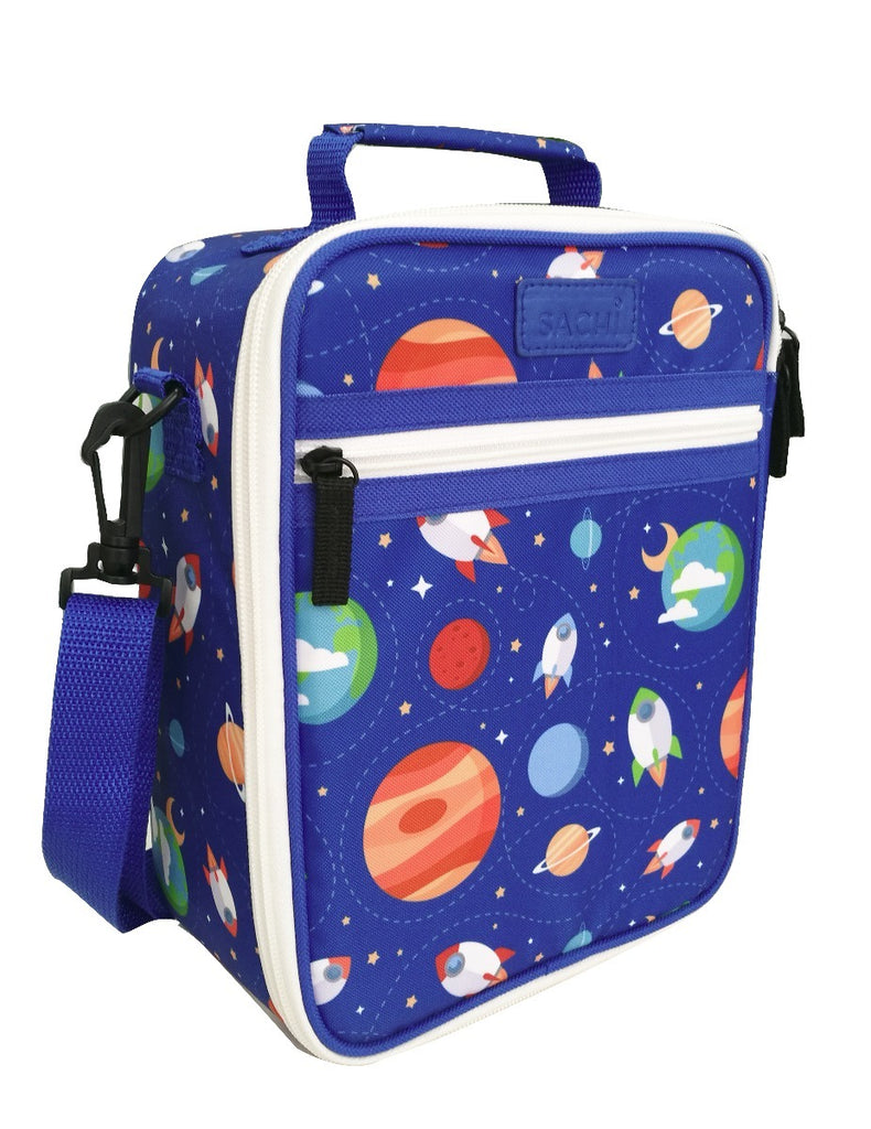 Sachi Insulated Junior Lunch Tote - Outer Space - Mikki & Me Kids
