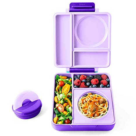 Omie Bento Box - Purple Plum