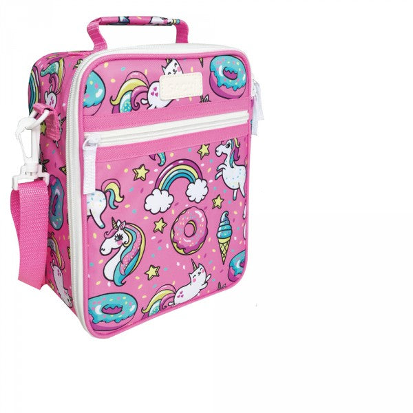 Sachi Insulated Junior Lunch Tote - Unicorn - Mikki & Me Kids