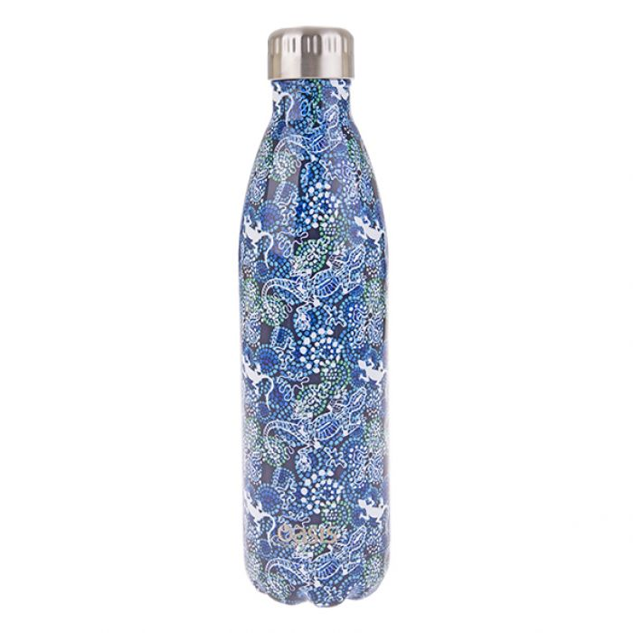 OASIS Stainless Steel Insulated Drink Bottle - Goanna 500ml - Mikki & Me Kids