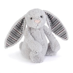Bashful Blake Bunny Medium - Mikki & Me Kids