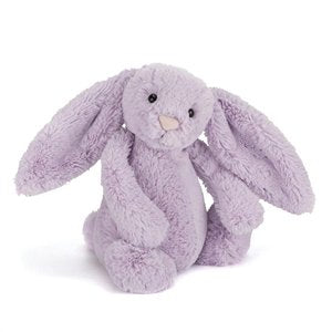 Jellycat Bashful Hyacinth Bunny Medium