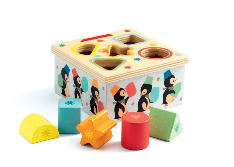 Geo Junzo Sorting Box - Mikki & Me Kids