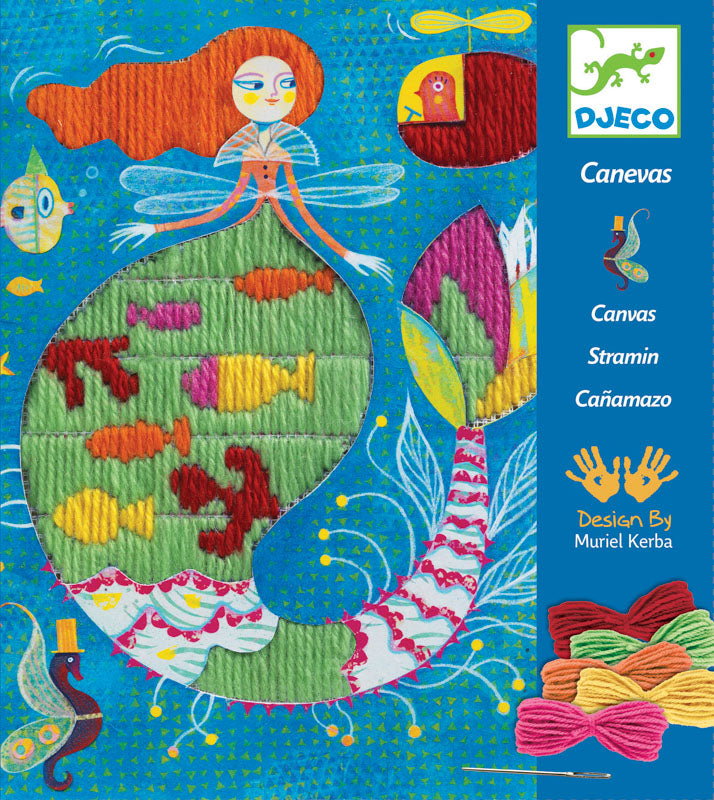 Mermaid Drop Stitch - Mikki & Me Kids