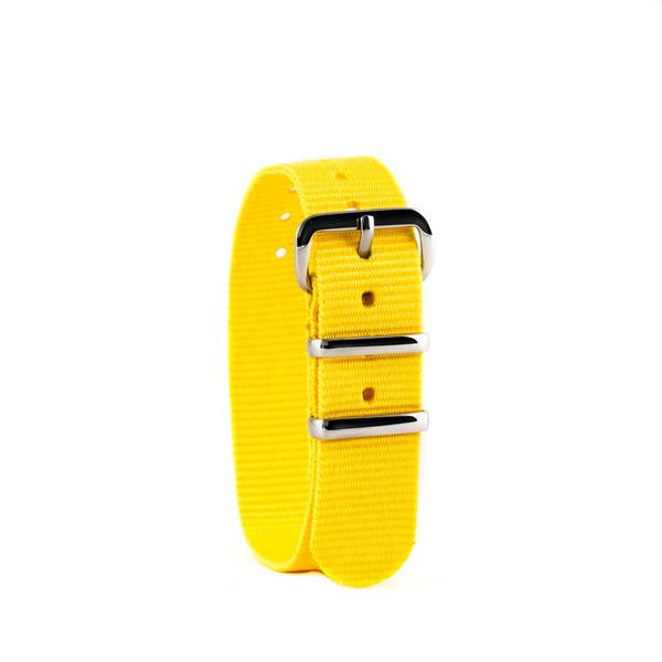 Yellow Watch Strap - Mikki & Me Kids