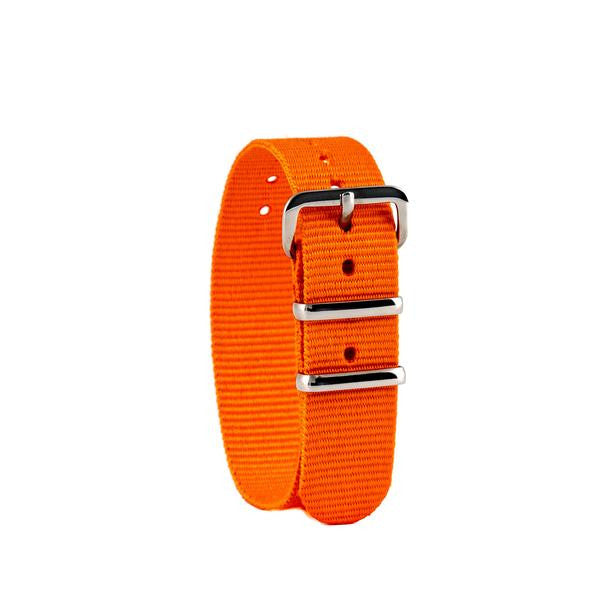 Orange Watch Strap - Mikki & Me Kids