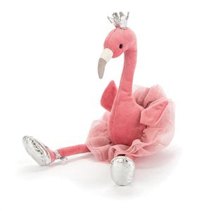 Jellycat Fancy Flamingo - Mikki & Me Kids