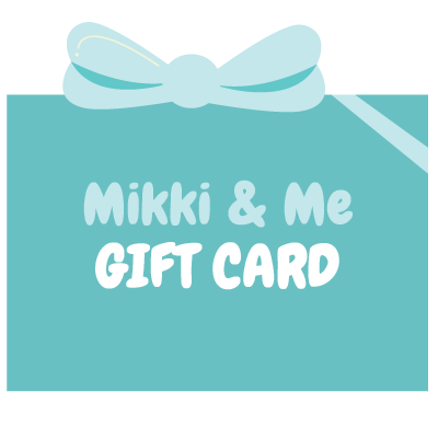 Mikki and Me Gift Card Voucher