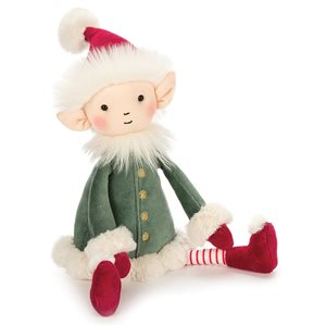 Jellycat Leffy Elf Medium - Mikki & Me Kids