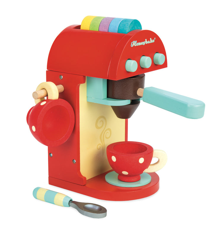 Le Toy Van Cafe Chococchino Machine - Mikki & Me Kids