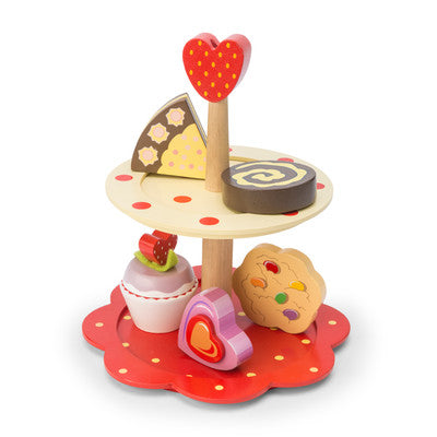 Le Toy Van Honeybake 2 Tier Cake Set
