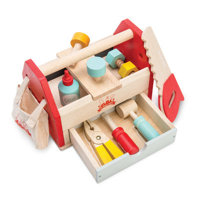 Le Toy Van Tool Box Set - Mikki & Me Kids