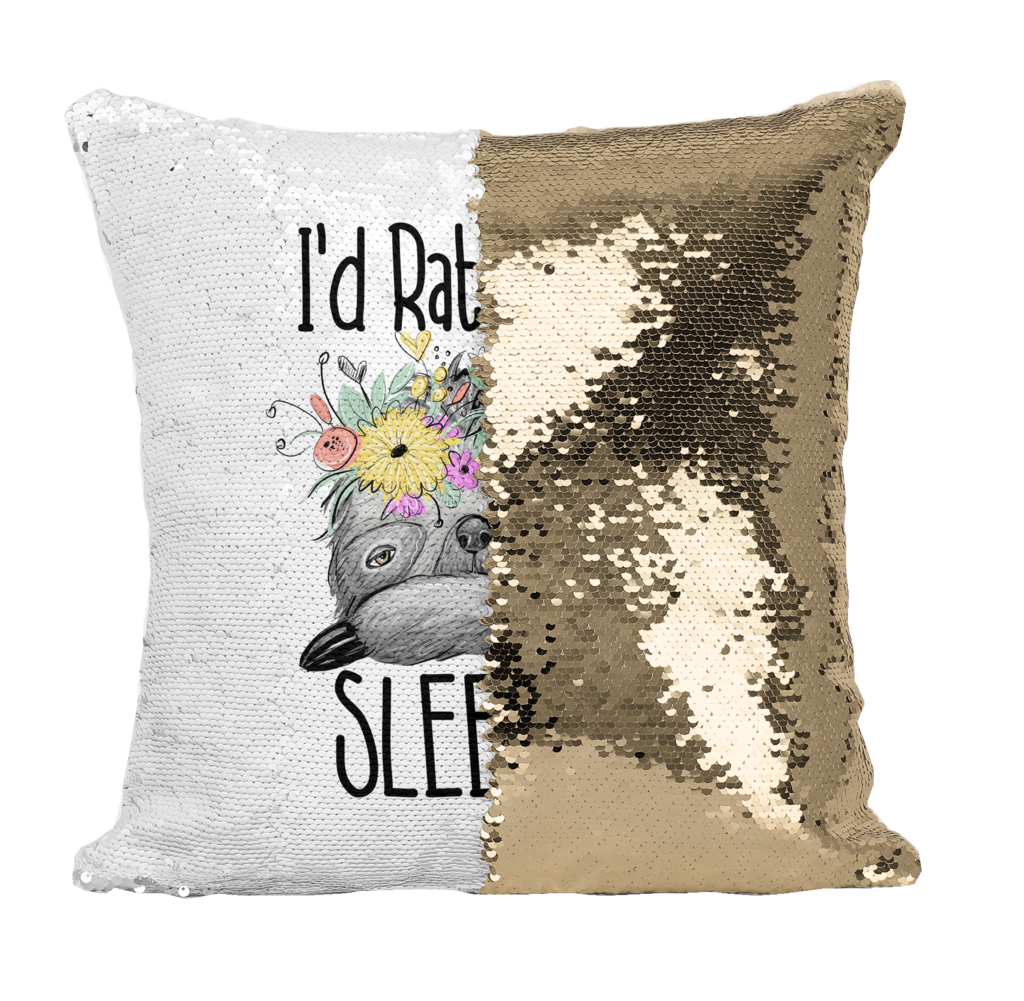 Sleepy Sloth - Cushion Cover - Mikki & Me Kids