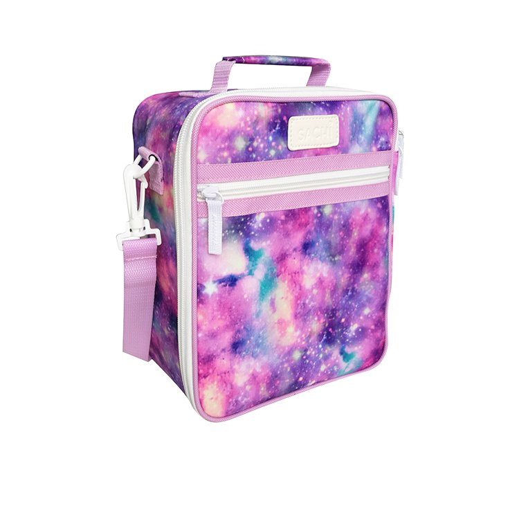 Sachi Insulated Junior Lunch Tote - Galaxy - Mikki & Me Kids