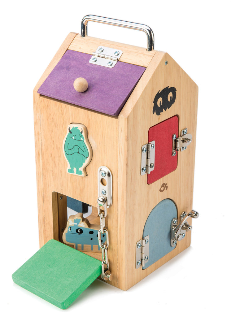 Monster Lock Box - Mikki & Me Kids