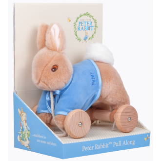 Pull Along Toy - Peter Rabbit (Last one!) - Mikki & Me Kids