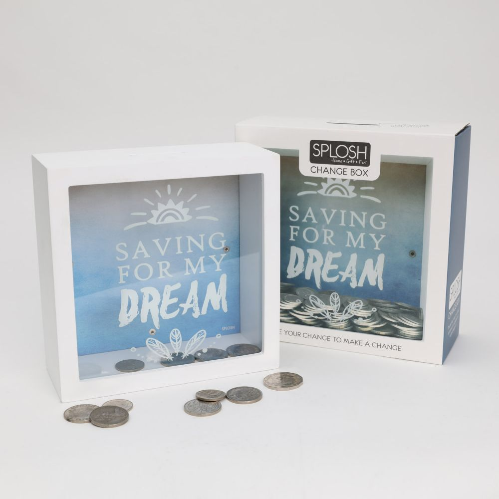 Saving for my Dream Money Box - Mikki & Me Kids