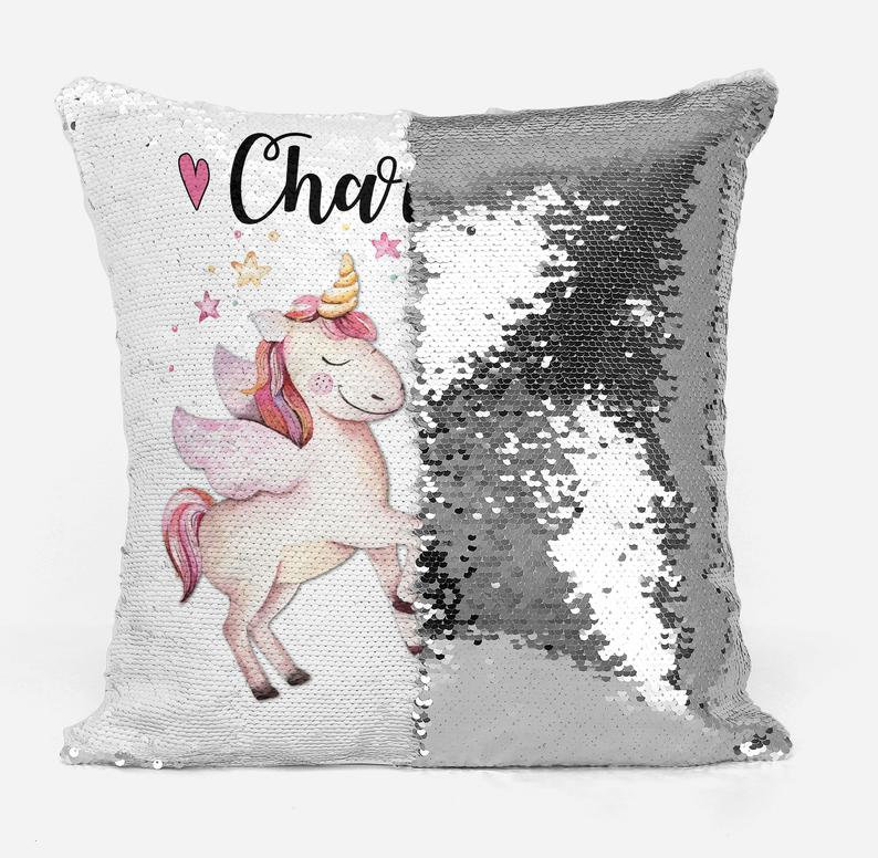 Always be a Unicorn - Personalised Cushion Cover - Mikki & Me Kids