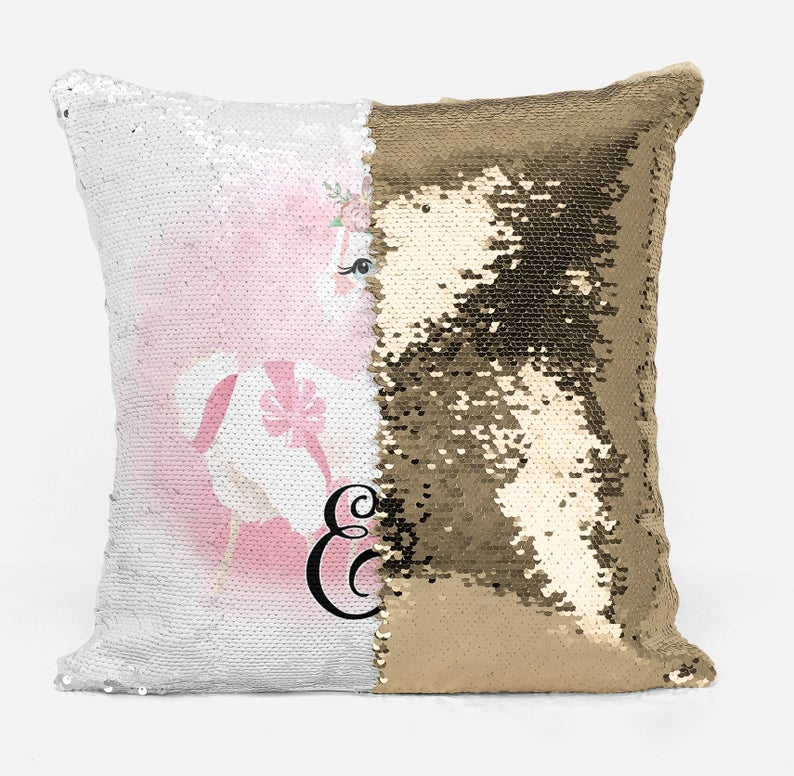 Llama - Personalised Cushion Cover