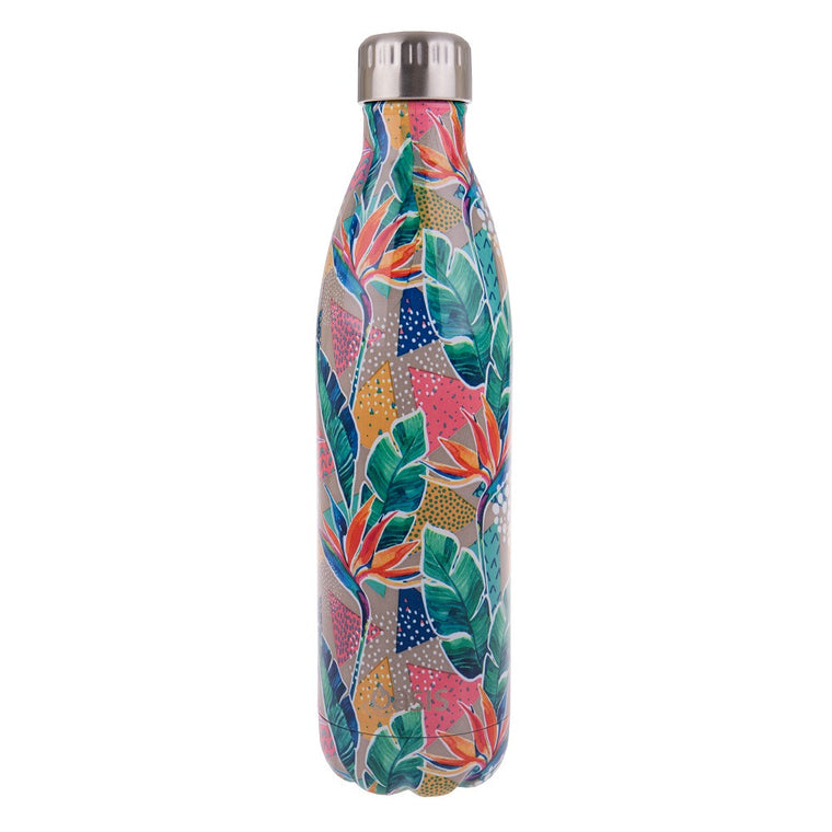 OASIS Stainless Steel Insulated Drink Bottle - Botanical