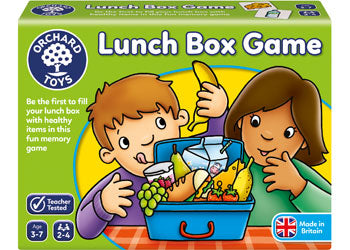 Orchard Game - Lunch Box Game - Mikki & Me Kids