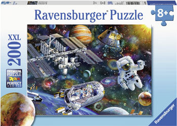 Ravensburger - Cosmic Exploration Puzzle 200 pieces - Mikki & Me Kids