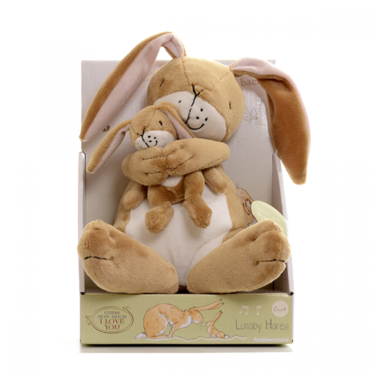 Lullaby Nutbrown Hare - Mikki & Me Kids