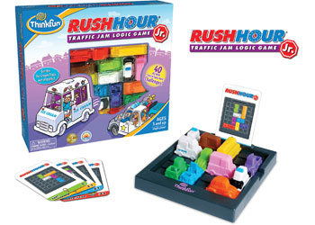 ThinkFun - Rush Hour Jr. Game - Mikki & Me Kids