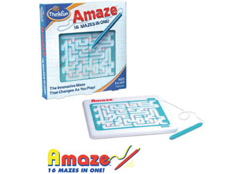 ThinkFun - Amaze Game - Mikki & Me Kids