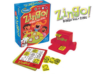ThinkFun - Zingo! Game - Mikki & Me Kids